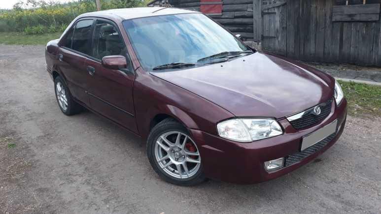 Mazda 323, 1998 год, 155 000 руб.
