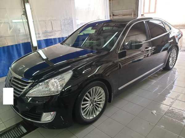Hyundai Equus, 2016 год, 1 230 000 руб.