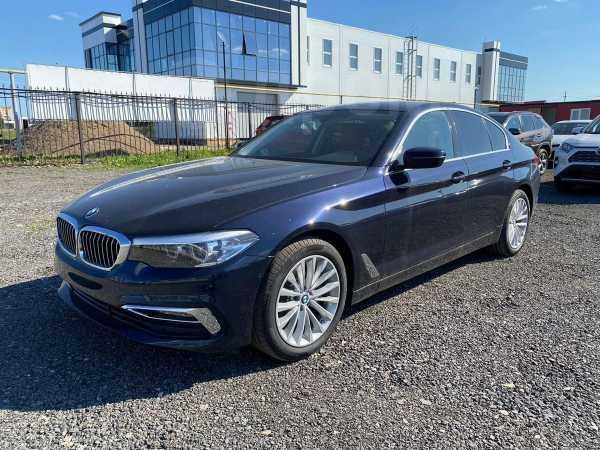 BMW 5-Series, 2019 год, 2 999 900 руб.