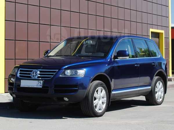 Volkswagen Touareg, 2006 год, 395 000 руб.