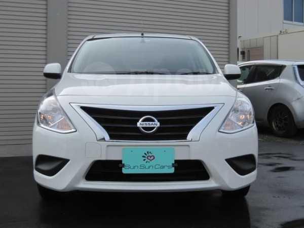 Nissan Latio, 2016 год, 540 000 руб.