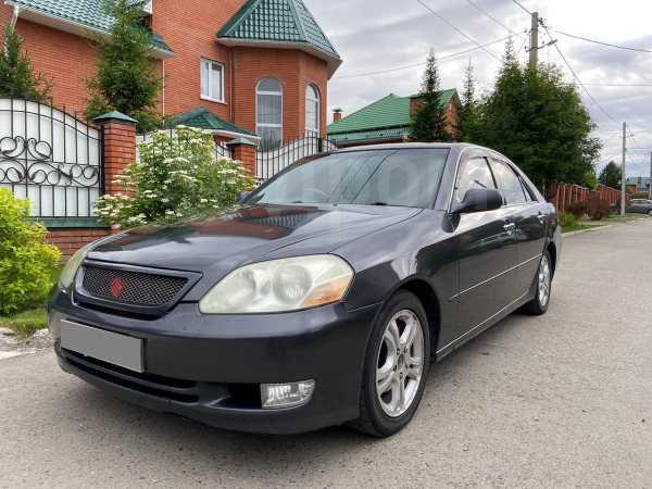 Toyota Mark II, 2002 год, 420 000 руб.