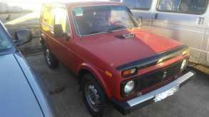 Приморско-Ахтарск 4x4 2121 Нива 1982