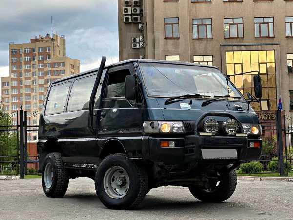 Mitsubishi Delica, 1991 год, 149 000 руб.
