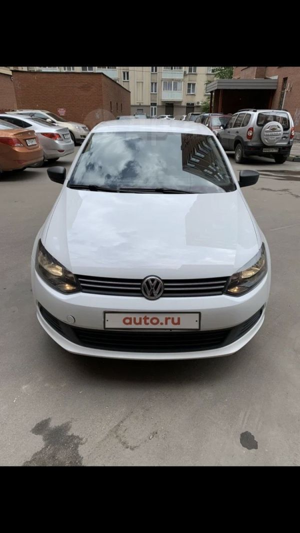 Volkswagen Polo, 2014 год, 429 000 руб.