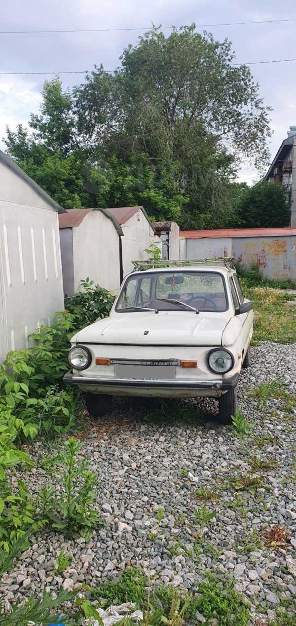 ЗАЗ Запорожец, 1990 год, 35 000 руб.