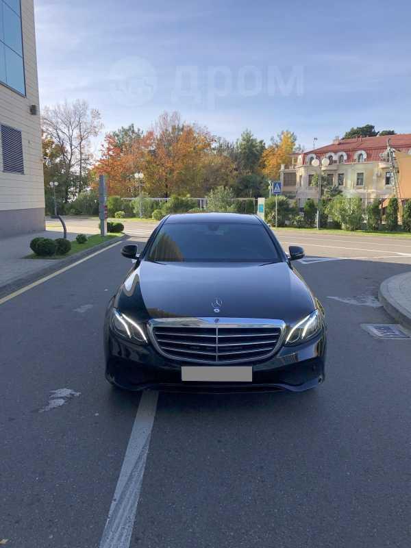 Mercedes-Benz E-Class, 2019 год, 2 800 000 руб.