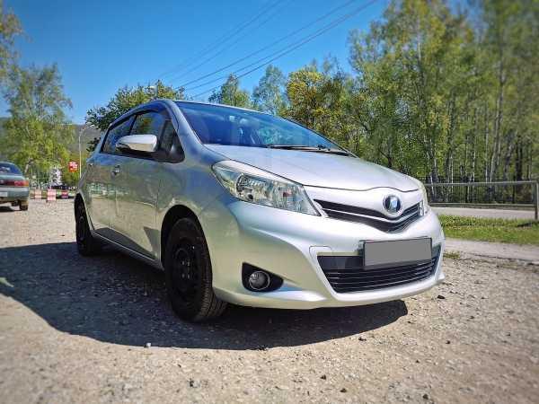 Toyota Vitz, 2012 год, 363 000 руб.