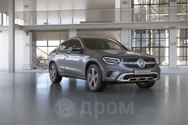 Mercedes-Benz GLC Coupe, 2020 год, 4 648 000 руб.