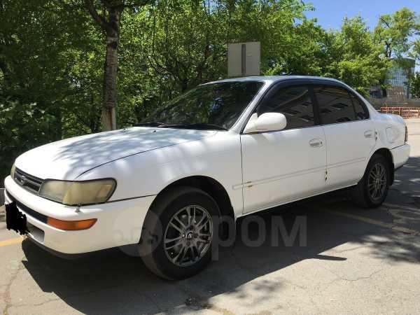 Toyota Corolla, 1991 год, 125 000 руб.