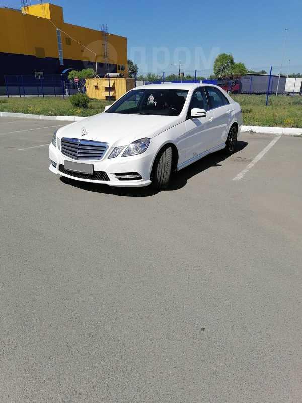 Mercedes-Benz E-Class, 2012 год, 1 300 000 руб.