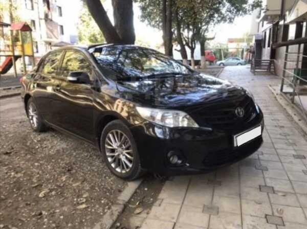 Toyota Corolla, 2012 год, 390 000 руб.