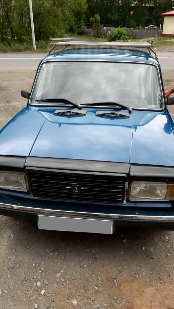 Лада 2107, 2009 год, 75 000 руб.