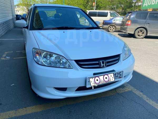 Honda Civic Ferio, 2004 год, 300 000 руб.
