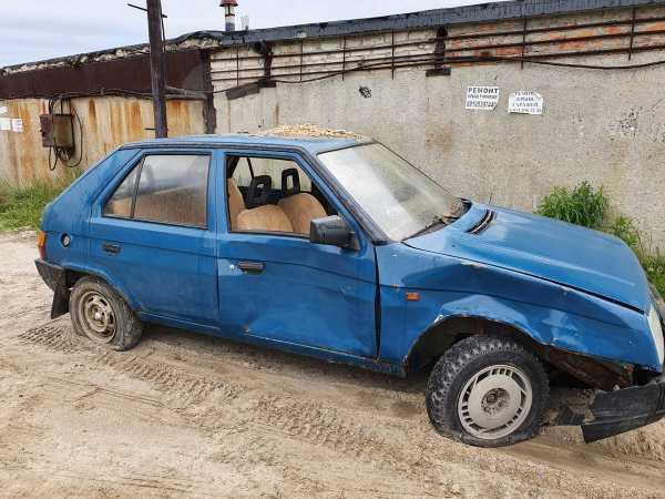 Skoda Favorit, 1991 год, 15 000 руб.