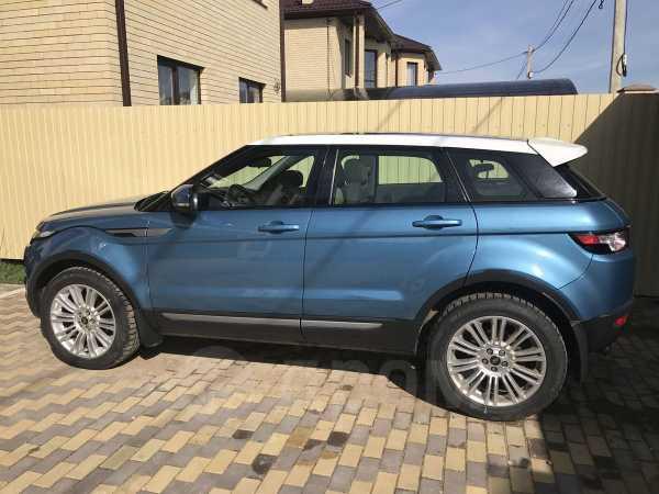 Land Rover Range Rover Evoque, 2013 год, 1 435 369 руб.