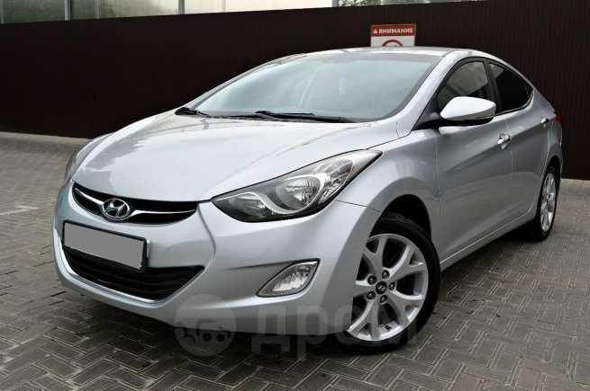 Hyundai Avante, 2011 год, 525 000 руб.