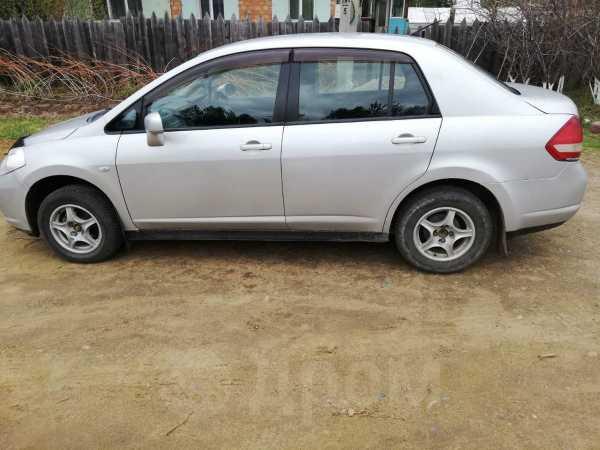 Nissan Tiida Latio, 2008 год, 349 000 руб.