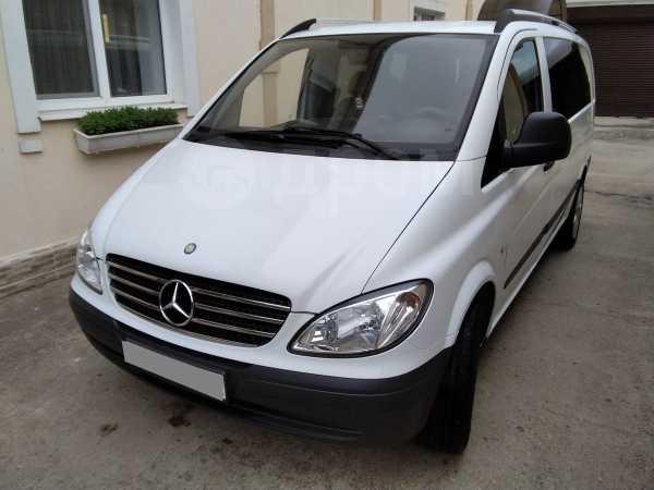 Mercedes-Benz Vito, 2004 год, 600 000 руб.