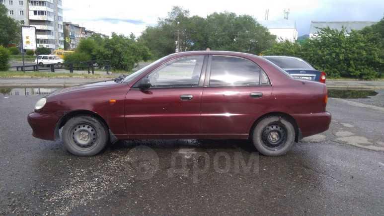 Chevrolet Lanos, 2007 год, 75 000 руб.
