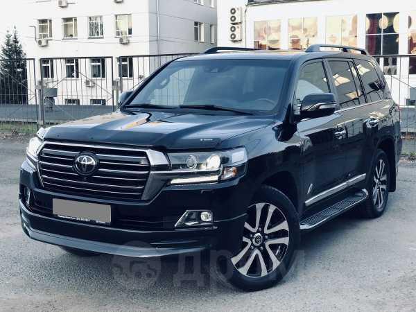 Toyota Land Cruiser, 2018 год, 5 150 000 руб.