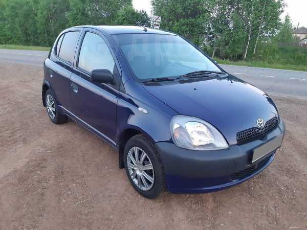 Toyota Yaris, 1999 год, 177 000 руб.