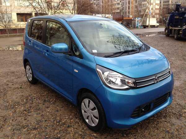 Mitsubishi eK Wagon, 2016 год, 454 000 руб.