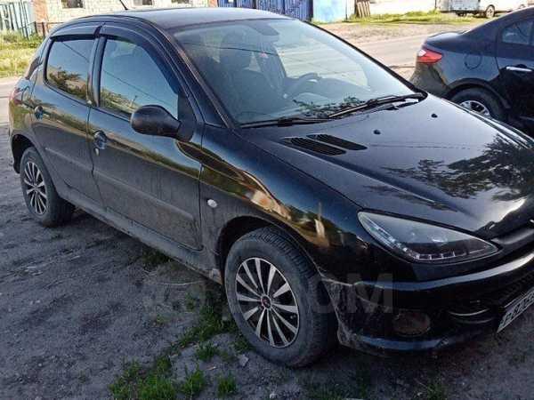 Peugeot 206, 2008 год, 160 000 руб.