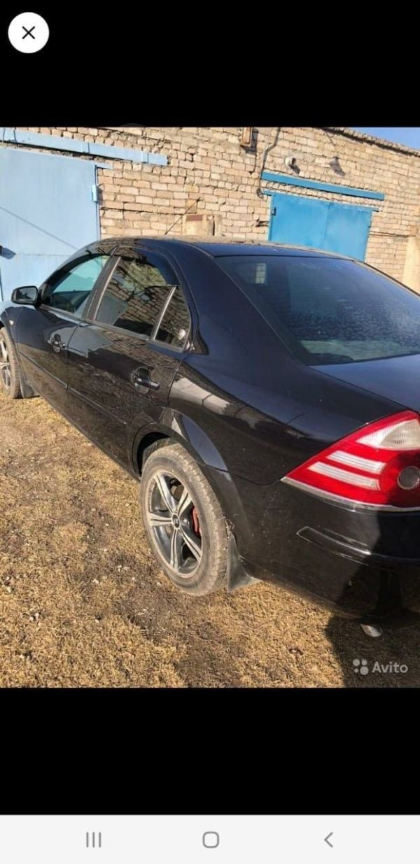 Ford Mondeo, 2003 год, 165 000 руб.