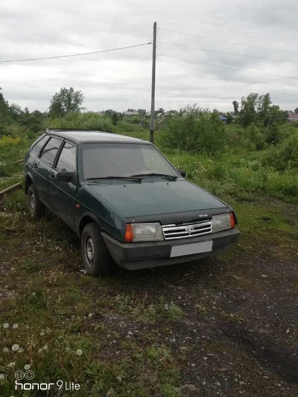Лада 2109, 1996 год, 24 000 руб.