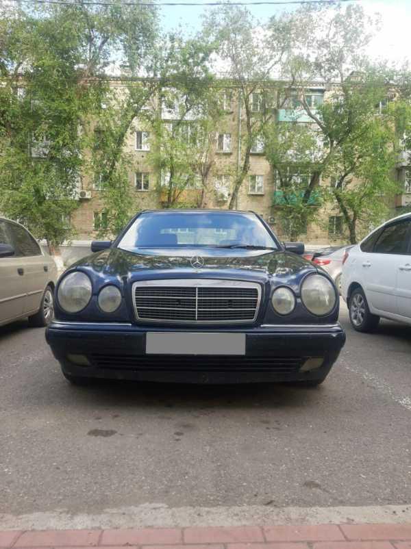 Mercedes-Benz E-Class, 1997 год, 180 000 руб.