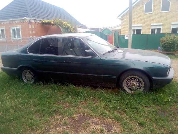 BMW 5-Series, 1989 год, 130 000 руб.