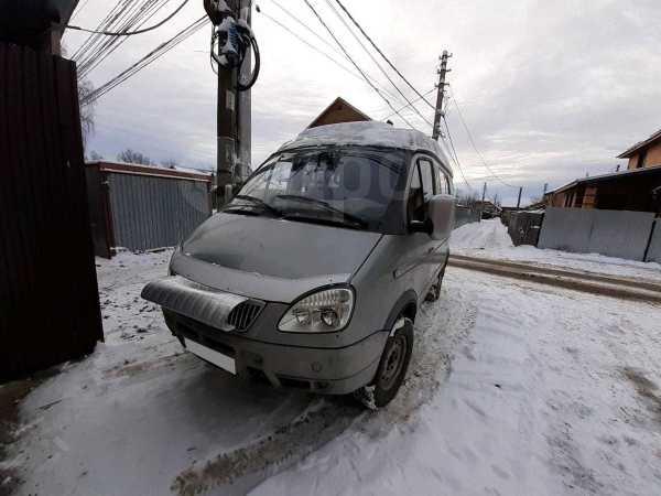 ГАЗ 2217, 2005 год, 190 000 руб.