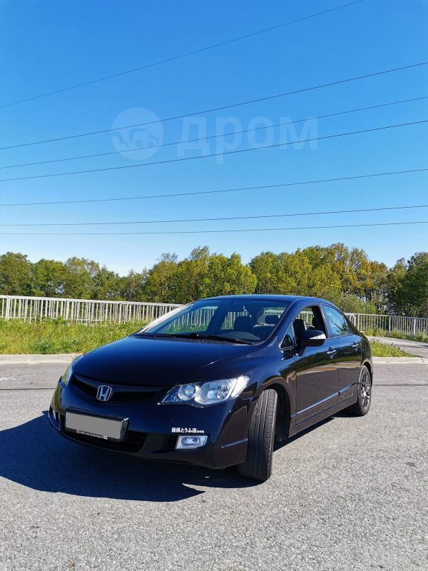 Honda Civic, 2008 год, 399 999 руб.