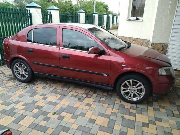 Opel Astra, 1998 год, 166 000 руб.