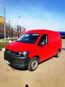 Москва Transporter 2016