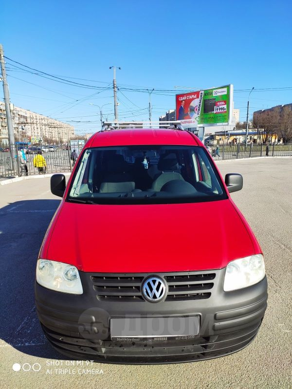 Volkswagen Caddy, 2009 год, 590 000 руб.