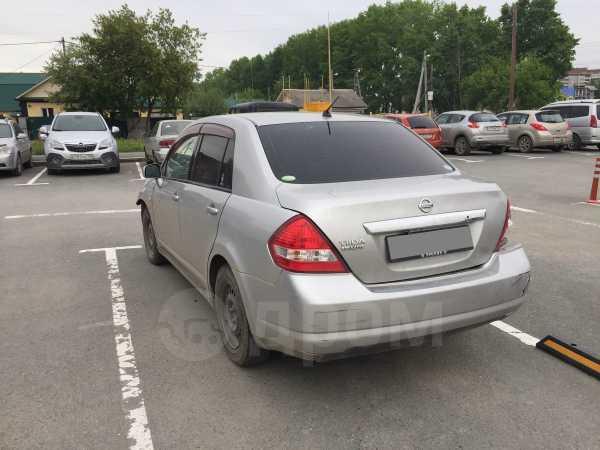 Nissan Tiida Latio, 2007 год, 150 000 руб.