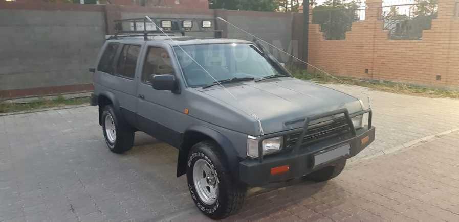 Nissan Terrano, 1993 год, 259 000 руб.