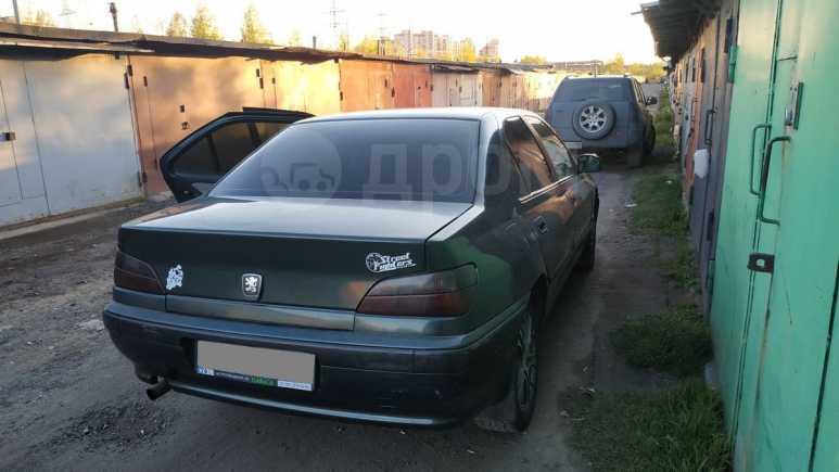 Peugeot 406, 1995 год, 135 000 руб.