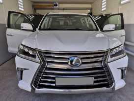 Хабаровск Lexus LX570 2015