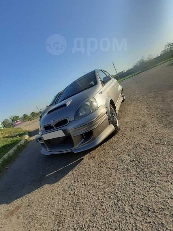 Toyota Vitz, 2002 год, 305 000 руб.