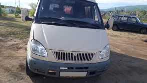 Шилка ГАЗ 2217 2009