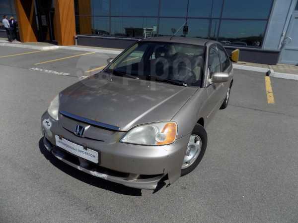 Honda Civic, 2002 год, 144 000 руб.