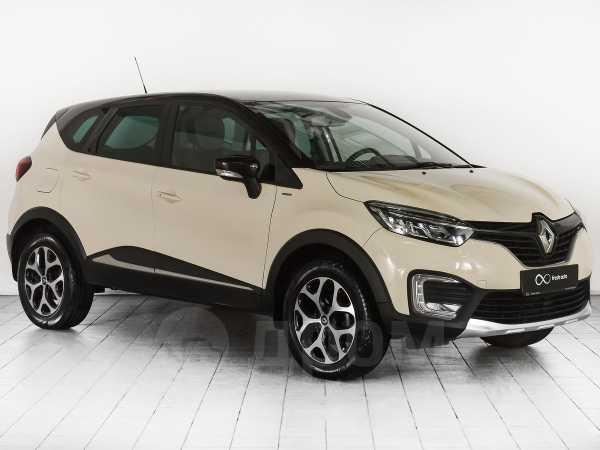 Renault Kaptur, 2017 год, 989 000 руб.