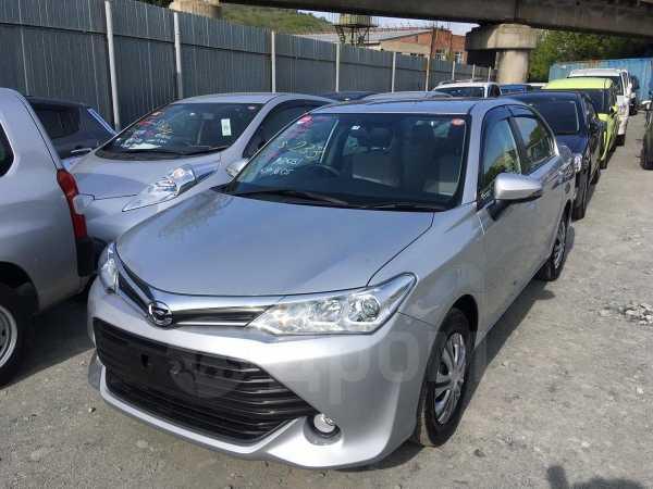 Toyota Corolla Axio, 2017 год, 710 000 руб.