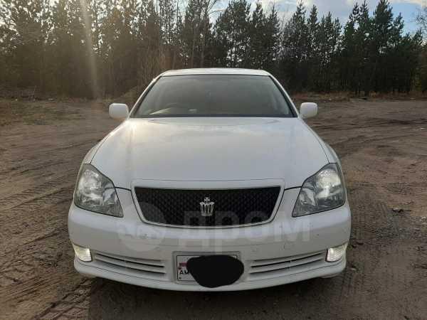 Toyota Crown, 2005 год, 350 000 руб.