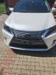 Lexus HS250h, 2016 год, 1 800 000 руб.