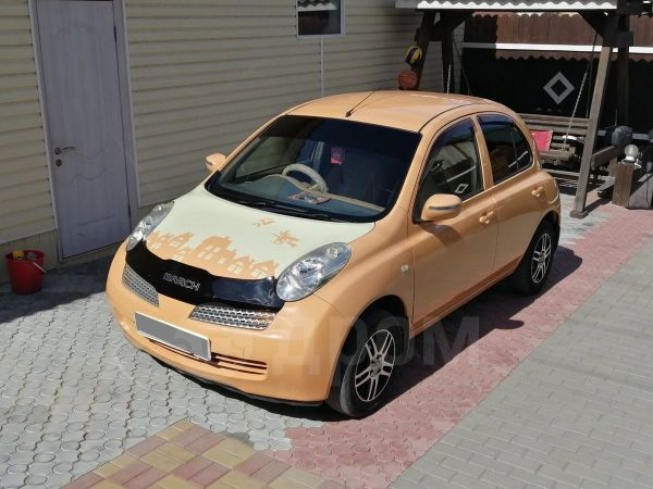 Nissan March, 2002 год, 240 000 руб.