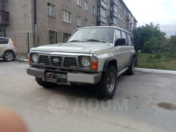 Nissan Patrol, 1991 год, 320 000 руб.